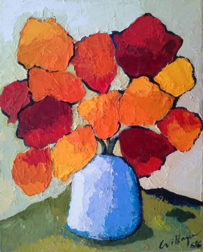 Blumen - 24x30 cm